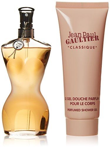 Jean Paul Gaultier, Classique, Set, 50 ml – Eau de Toilette Spray, 75 ml Duschgel