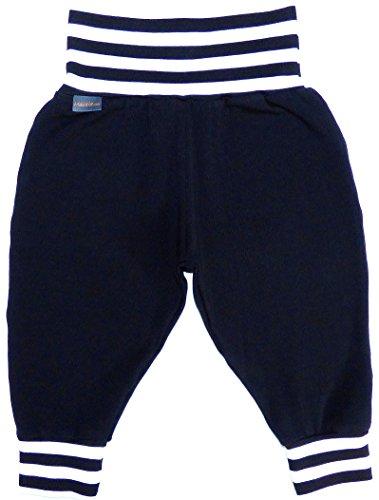 Mauala Babyhose 50-104 schwarz-schwarzstreif104