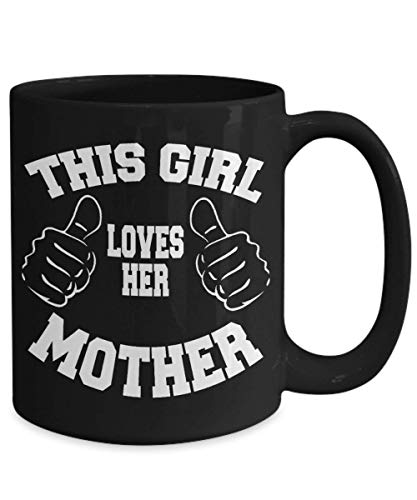 N\A Esta niña ama a su Madre, Madre e Hija, Regalo de hijastra.