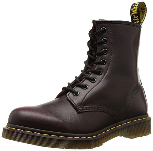 Dr. Martens 1460Z DMC VT-R, Damen Combat Boots, Rot (Red), 40 EU (6.5 Damen UK)