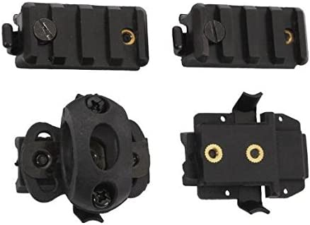 ATAIRSOFT Tactical Helmet Accessories Flashlight o Selling and selling for Popular popular Clamp 1''