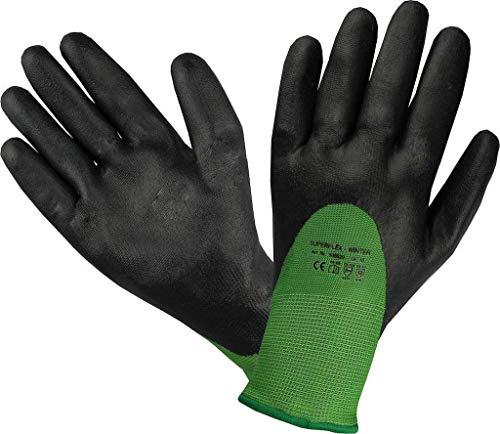 strongAnt - SUPERFLEX WINTER, gants de protection contre le froid, matière déperlante, nitrile Taille: 8