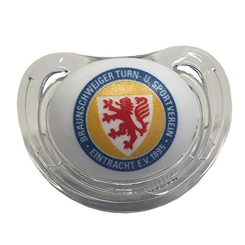 Eintracht Braunschweig Babyschnuller, Schnuller Logo, 202806