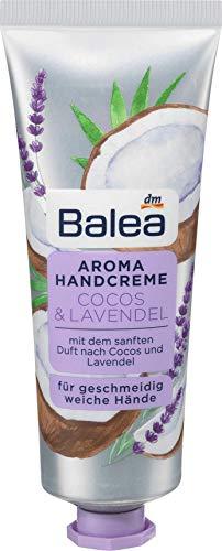 Balea Hand cream aroma coconut & lavender, 75 ml, Vegan - Germany Product