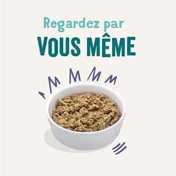 Edgard & Cooper Boite Patée Chat Adulte sans Cereales Nourriture Naturelle 85g Boeuf et Canard Frais, Alimentation Saine savoureuse et équilibrée, Protéines de qualité supérieure