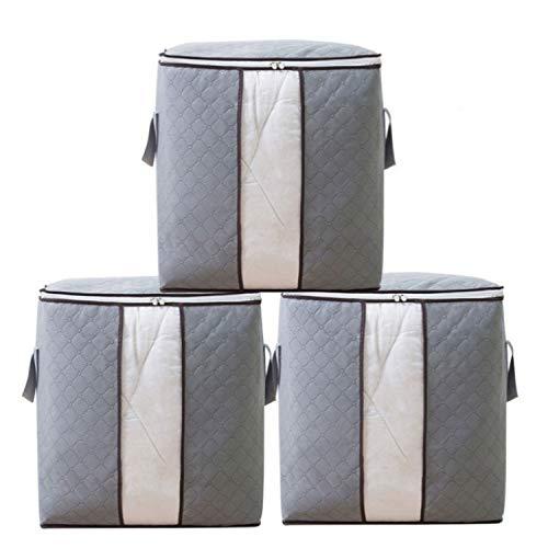 XGQ Bolsa de Almacenamiento de Ropa Quilt Movimiento Equipaje Equipaje Bolsa DE Embalaje, ESPECIFICACIÓN: 3 Vertical