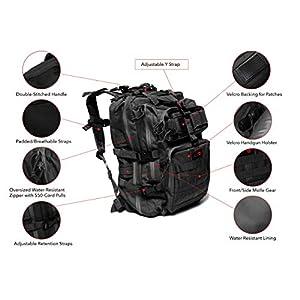 24battlepack Tactical Backpack 1 To 3 Day Assault Pack 40l Bug Out Bag