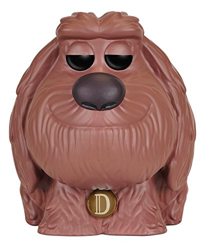 Funko 024527 Pop Movies: The Secret Life of Pets Duke 296 Vinyl Figure