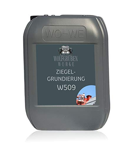 Ziegelgrundierung Untergrundvorbereitung Ziegeluntergrund WO-WE W509-10L