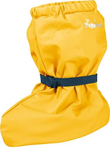 Playshoes 408911, Unisex-Baby Krabbelschuhe, Gelb (gelb 12), EU M