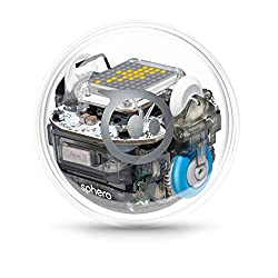 cheap Sphero BOLT: Robot ball with application support with programmable sensor + LED matrix, infrared, compass –…