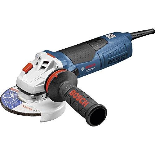 Bosch Professional haakse slijper 125 mm GWS17-125CI, 1700 W met snelspanmoer SDS, 060179G006