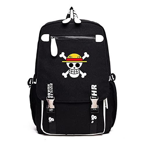 One Piece Anime Chopper Ruffy Tony Chopper Rucksack Tasche Messenger Luminous Book Bag Schule Reisetaschen Anime Geschenk