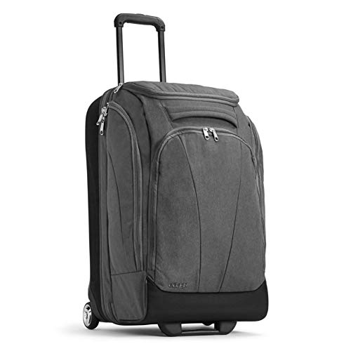 eBags TLS Mother Lode Junior 25 Inch Rolling Duffel Bag Luggage - (Heathered Graphite)