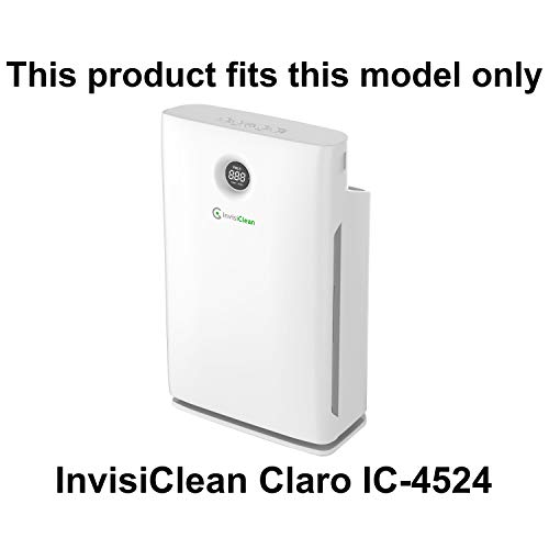 InvisiClean UV-C Replacement Bulb for IC-4524 Claro Air Purifier