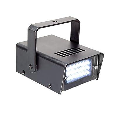 beamz Portable Mini Strobe Light Party Disco DJ Lighting Effects