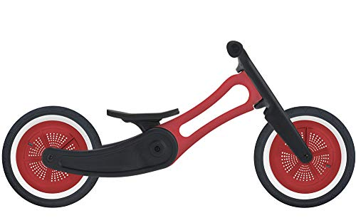 WISHBONE BIKE - RE2 Red - 2-Bikes-in-1 - ab dem 2. Jahr bis zum 6. Jahr verwendbar