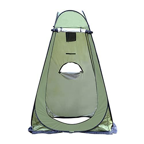 Zhenhong Barraca de privacidade pop-up, trocador de banheiro, barraca pop-up Pod trocador de quarto, barraca de privacidade, fácil configuração, leve e resistente, verde
