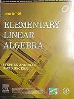 ELEMENTARY LINEAR ALGEBRA, 5TH EDITION