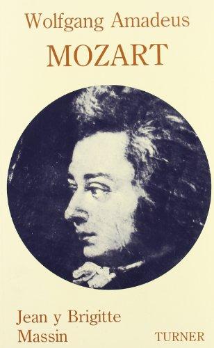 Wolfgang Amadeus Mozart (Turner Música)