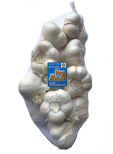 にんにく 青森県産 ホワイト六片にんにく 訳ありにんにく2Lサイズ1kg