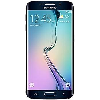 Samsung Galaxy S6 Edge SM-G925 Factory Unlocked Cellphone, International Version, 32GB, Black