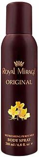 Royal Mirage Original Deodorant Body Spray, 200ml