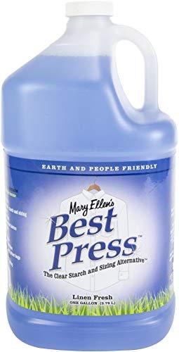 Mary Ellen Products Best Press Refills 1Gallon-Linen Fresh