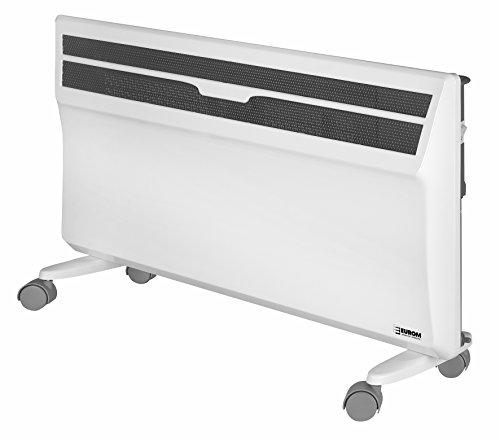 Heizgerät Wandmontage / fahrbar Heizung Heizkörper Konvektor Heizer Eurom Convector panel de luxe Büroheizung, Schlafzimmerheizung360448