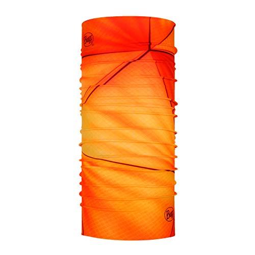 Buff Erwachsene Coolnet Uv+ Multifunktionstuch, Vivid Dusty Orange, One Size
