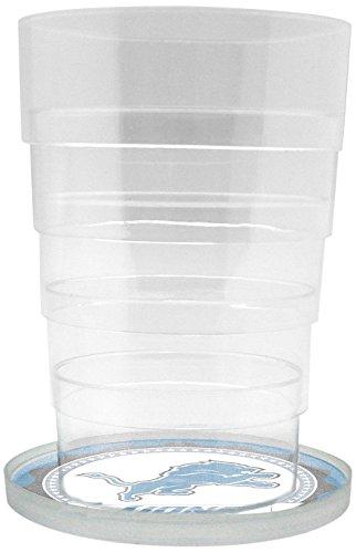 Duck House NFL Detroit Lions Glas Getränkespender/Sun Tea Jar 5 Liter