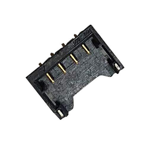 Bucom WTB Fan Connector Socket 4 Pin for Apple MacBook Pro A1278 A1286 A1297 A1342 A1260 A1226