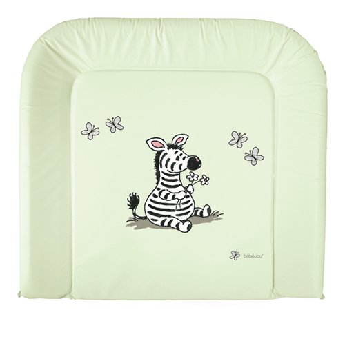 Bébé-jou 680255 Wickelauflage 3k, Dinkey Zebra