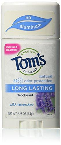 Tom'S - Of Maine Déodorant Stick, Longue Durée Lavande 2,25 Oz
