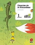 Ciencias de la naturaleza. 1 Primaria. Más Savia. Castilla y León