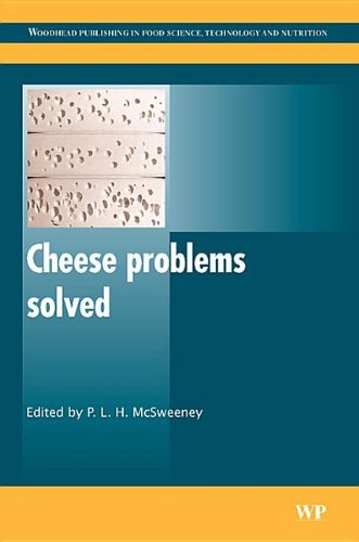 Cheese Problems Solved (Woodhead Publishing Series in Food Science, Technology and Nutrition)