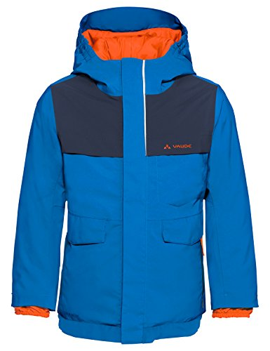 VAUDE Kinder Igmu Boys Winterjacke, blau(Radiate Blue), 122