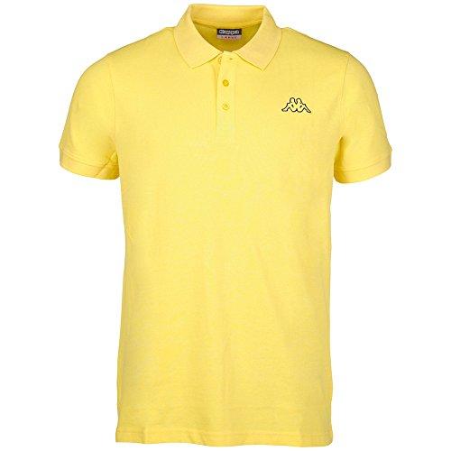 Kappa Polo Shirt Peleot, gelb (Aspen Gold), XL, 303173