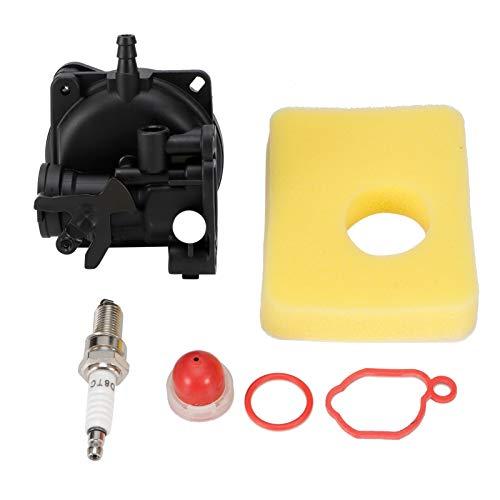 Zwindy Reemplazo del carburador, carburador Duradero Mover el césped, Larga Vida útil para Briggs & Stratton M20300 500E