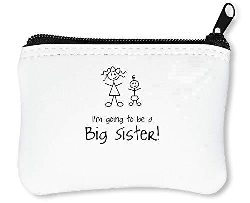 I'm Going To Be A Sister Billetera con Cremallera Monedero Caratera