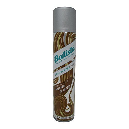 Batiste Dry Shampoo Plus 6.73oz Beautiful Brunette (2 Pack)