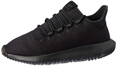 adidas Tubular Shadow, Scarpe da Ginnastica Basse Unisex-Adulto, Nero (Core Black/footwear White/core Black), 43 1/3