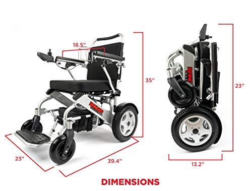 Porto Mobility Ranger Power Wheelchair