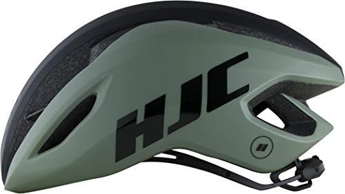 HJC Valeco Road Helm matt Gloss Olive Black Kopfumfang M/L | 55-59cm 2020 Fahrradhelm