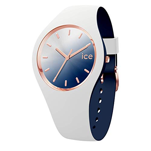 Ice-Watch - ICE duo chic White marine - Montre blanche pour femme...