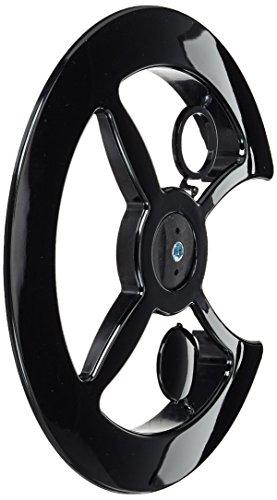 Point Kettenschutzscheibe - Universalbefestigung, PVC, schwarz, 42-44 Zähne, 02021901 -  Point, schwarz,