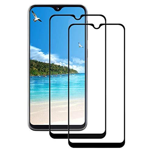 BERYCH [2 Stück] Panzerglas Schutzfolie für Samsung Galaxy A20e, Volle Bedeckung, 9H Härte, Anti-Bläschen, High Definitio, Einfach Anzuwenden
