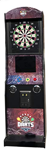 Coin Operated Electronic Dart Machine (1)