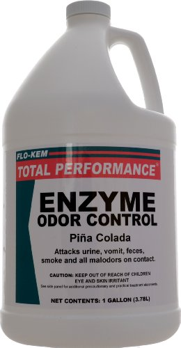 Flo-Kem Enzyme Formula And Odor Eliminator
