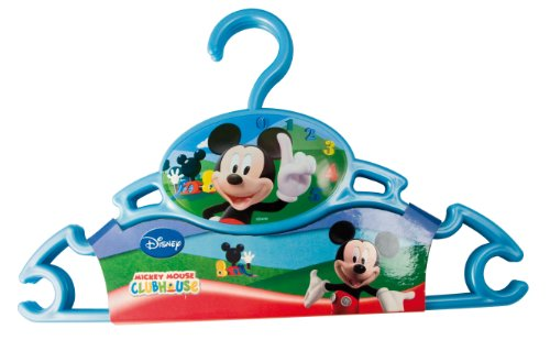 Rotho Babydesign Cintre Grande Taille - Mickey - 3 Pièces